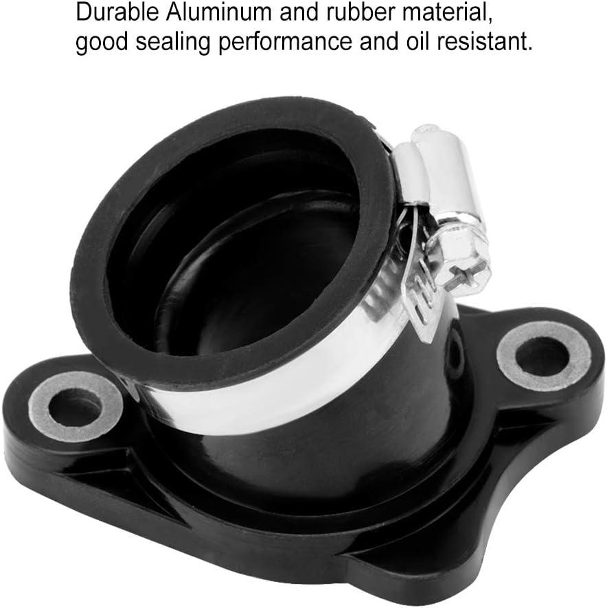 Gorgeri 30mm Collecteur Dadmission de Carburateur de Moto,Joint de Carburateur de Carburateur pour VTT 200-250cc JQ-109