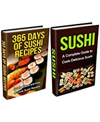 Learn the art cooking over 60 simple & delicious Sushi recipes fast ( Sushi Box Set 2 in 1)Today only, get this Amazon eBook for just $0.99. Regularly priced at $4.99. Read on your PC, Mac, smart phone, tablet or Kindle device. You're abo...