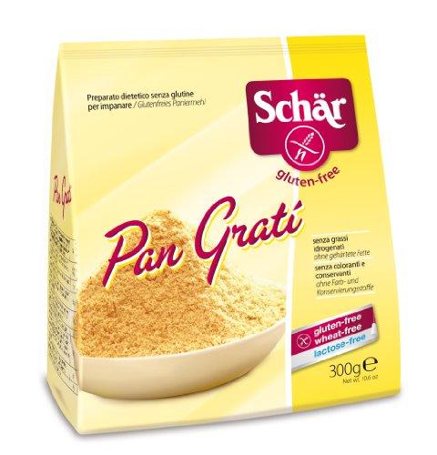 Schär Pan Gratí - Paniermehl, 6er Pack  (6 x  300 g Packung)