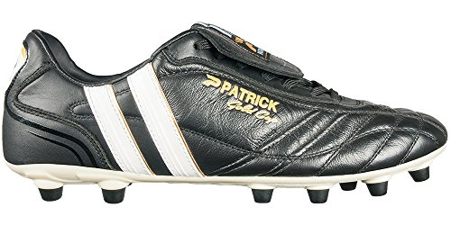 Patrick Gold Cup-13 Soccer Shoe | Soccer Cleat With Genuine K-Leather | Mens Soccer Boot