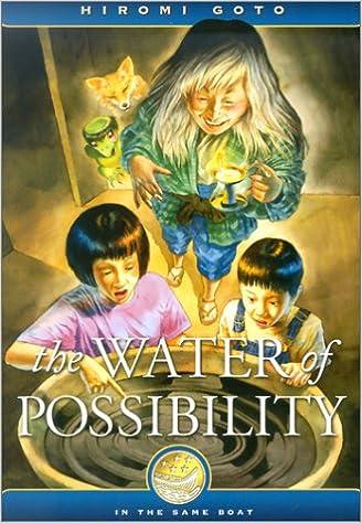 jak kupić kupuj bestsellery najnowsza zniżka The Water Of Possibility (In the Same Boat): Hiromi Goto ...