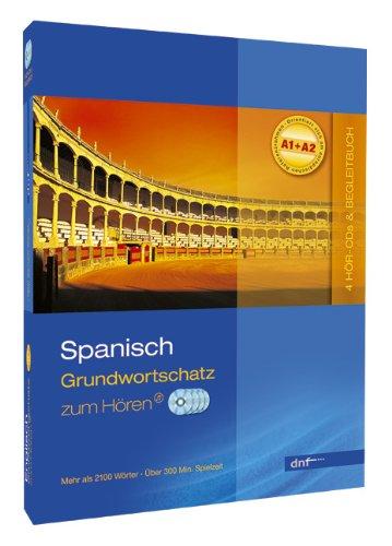 Audio-Trainer Grundwortschatz, Spanisch