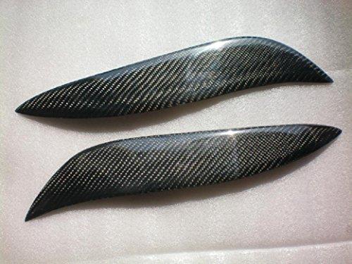 (Carbon Fiber Headlight Eyelids For Toyota Supra JZA80 1993-1998)