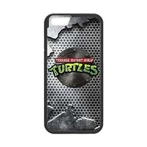 "LeonardCustom Hard Durable Rubber Fitted Cover Case for iPhone 6 4.7"", TMNT Teenage Mutant Ninja Turtles -LCI6U159 by Maris's Diary"