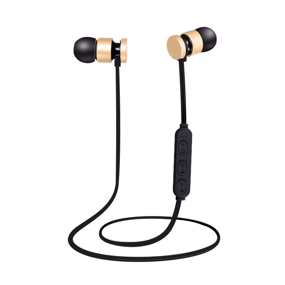 Deportes Auriculares Bluetooth Magnético Inalámbrico In-Ear ...