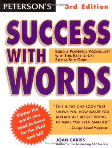 Success with Words, 3rd Edition