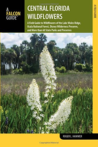 Central Florida Wildflowers: A Field Guide to Wildflowers of the Lake Wales Ridge, Ocala National Forest, Disney Wilderness Preserve, and More than 60 ... (Wildflowers in the National Parks Series)