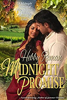Midnight Promise: Two Love Stories on the Texas Frontier by [Roman, Hebby]