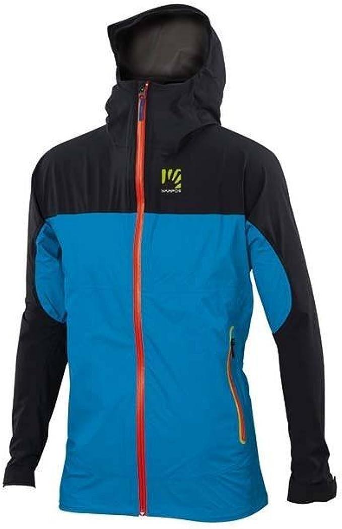 Karpos Vetta Evo Jacket Blue JewelDark Grey: