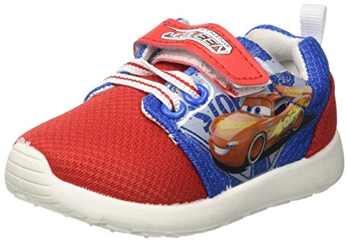 Disney Soft, Zapatillas Para Niños Rosso (Red Royal)