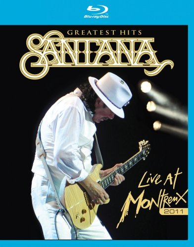Blu-ray : Santana - Live at Montreux 2011 (Blu-ray)