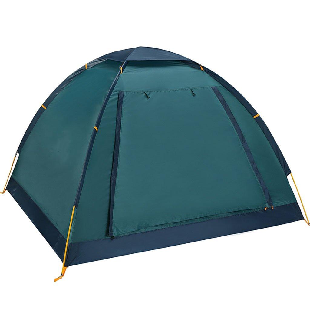 TENT-L ZP Zelt, 2 Personen automatisches im Freien regendichtes Familien-Feld-Campingzelt huwaizhangpeng (Farbe : 3)
