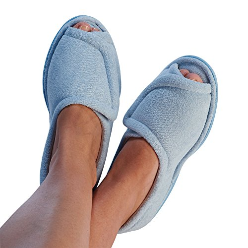 Womens Clinic Comfort Terry Slippers product image