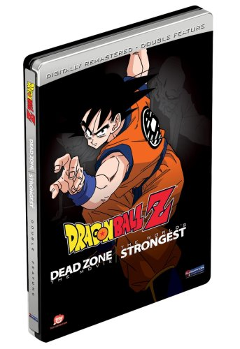 Amazon Com Dragon Ball Z Double Feature Dead Zone World S Strongest Steelbook Dragon Ball Z Christopher Bevins Chad Bowers Movies Tv Dragon ball gt dragon ball z shirt dragon z anime chibi anime manga anime art chibi goku madara wallpaper chibi characters. dragon ball z double feature dead zone