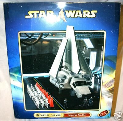 - Star Wars Return of the Jedi Imperial Shuttle