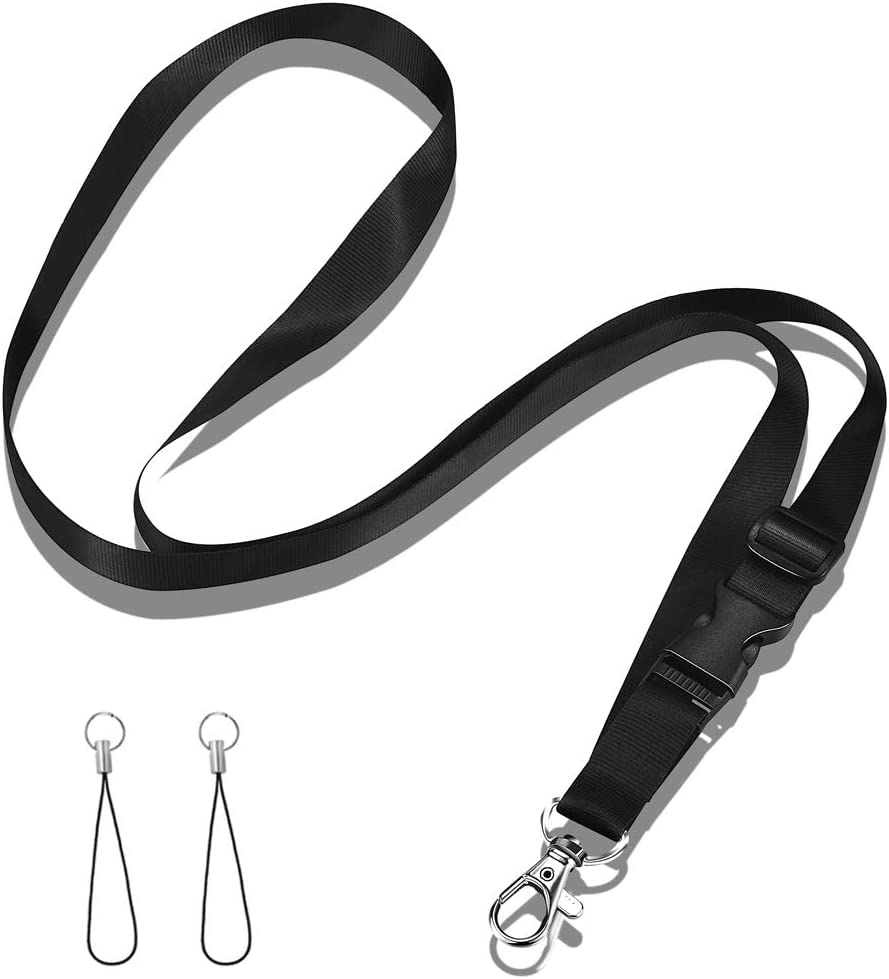 Lanyard Style Adjustable with Quick-Release for Panasonic HDC-TM90 K Neck Strap