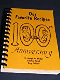 Our Favorite Recipes 100th Anniversary