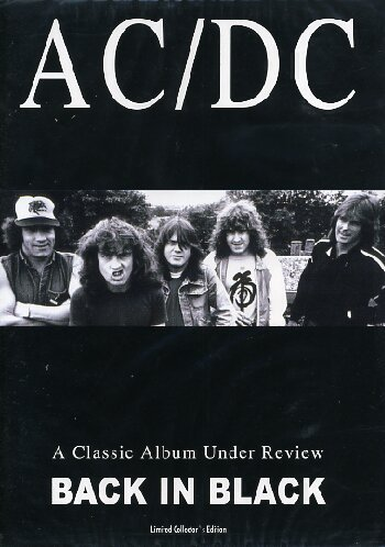 Price comparison product image AC/DC: Back in Black - A Classic Album Under Review