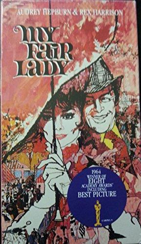 VHS - My Fair Lady (1964)