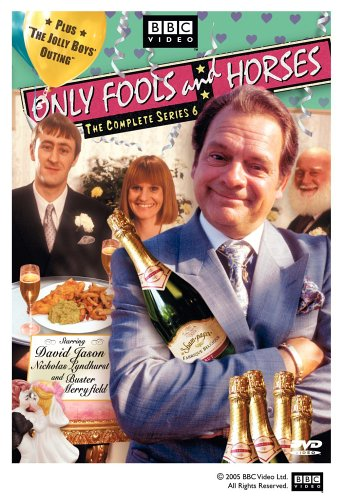 DVD : Only Fools and Horses: The Complete Series 6 (3 Disc)
