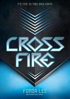 Book Cover: Cross Fire: An Exo Novel