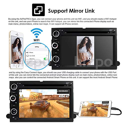 SHOPUS | Android 9 0 7 Inch Car GPS Stereo in Dash DVD