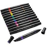 Prismacolor Premier Art Markers, Primary/ Secondary Colours, Set of 12 (3620)