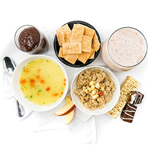 WonderSlim Premium 1 Week Diet Kit – Complete Weight Loss Package – Meal Replacements, Protein Supplements, Snacks, and…