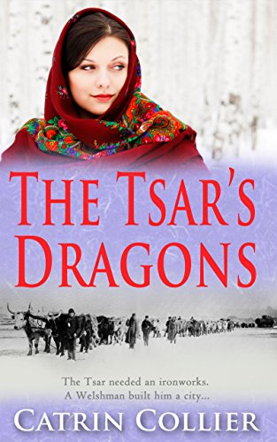 book cover of The Tsar\'s Dragons