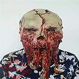 Halloween Mask Latex Head Set Movie Horror Thriller Props