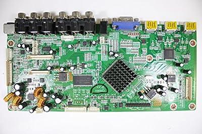 """SABRE 47"""" LTC47PB1LA CV068H3 Main Video Board Motherboard Unit"""