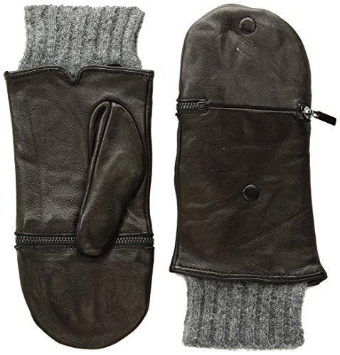 Echo Women's Classic Glitten Touch Technology Glove, black, Small (Echo Touch Gloves)