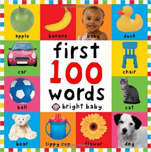 First 100 Words (Bright Baby) Mobi Download Book