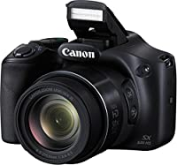Canon Powershot SX530 HS 16.0 MP Digital Camera with 50x Zoom, Wi-Fi & 1080p Full HD Video + Extra Battery + 32GB Memory + Spider Flexible Tripod + Deluxe Carrying Case + Prime Seller Cleaning Cloth from Prime Seller