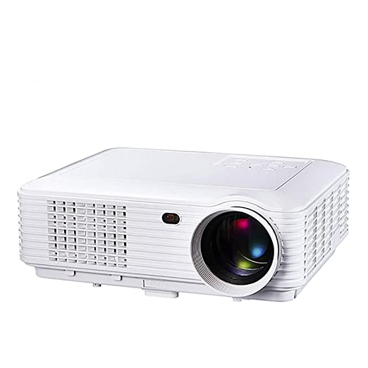 Proyector LED Inteligente, Full HD 800x600 3500LM, 1080p ...