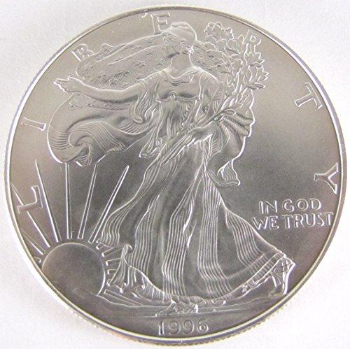 1996 American Eagle $1 - Eagle American Coin Silver 1996
