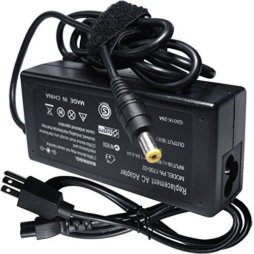apter Charger Power Cord Supply for Gateway MS2266 MS2273 MS2274 MS2285 MS2291 MS2300 MS2288 ()