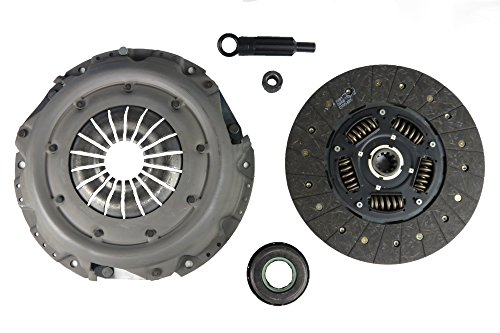 Standard Clutch Kit for 1996-2004 4.3L Chevrolet, GMC, Isuzu (3l Exedy Clutch)