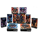 Lightseekers Awakening Ultimate Mega Pack | Pack Includes: Tyrax Starter Pack, Flynamo, Skyrider, Spinblade 3000, Molten Blade, Grimglider, Cystalcore, Electro EEL, & Leeching Scmitar. All New!