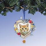"The Bradford Exchange Pet Bereavement Ornament 4"" (10 cm.)"