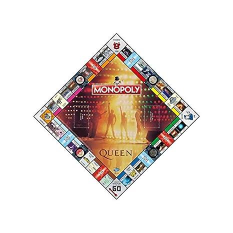 Monopoly QUEEN Edition