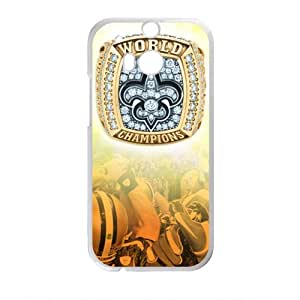 Happy World Champions Fahionable And Popular Back Case Cover For HTC One M8