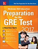 img - for McGraw-Hill Education Preparation for the GRE Test 2017 3rd Edition by Erfun Geula (2016-06-07) book / textbook / text book