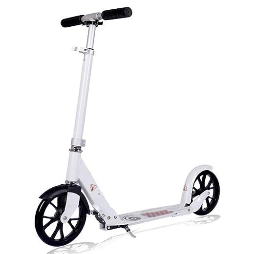 Scooter de acrobacias Patinete plegable de aleación de ...