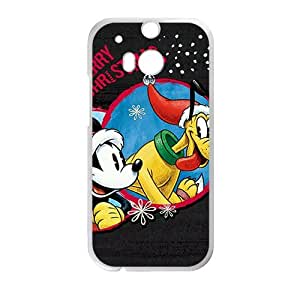 Happy Mickey Mouse Phone Case for HTC One M8 case