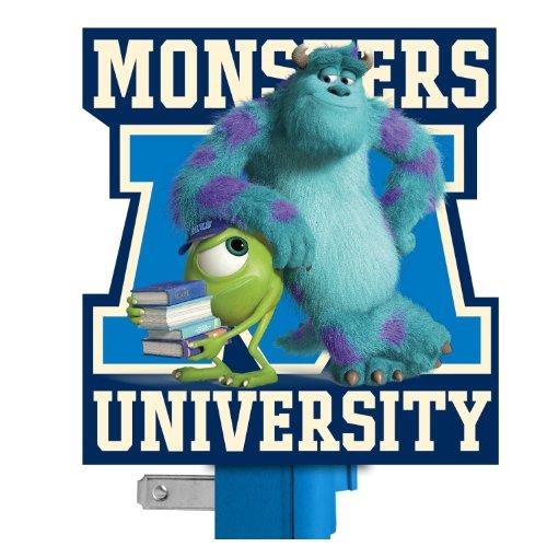 (Disney Pixar Monsters University Nightlight)