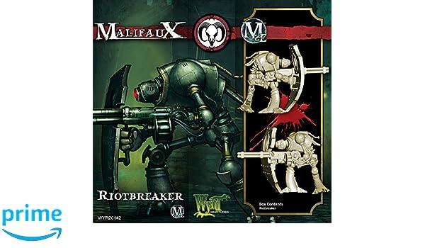 Riotbreaker Wyrd Miniatures Malifaux Guild BRAND NEW