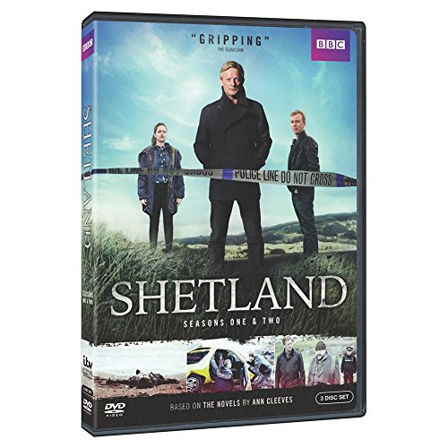 SHETLANDSEASON ONE and Two (All Of Us Complete Series)