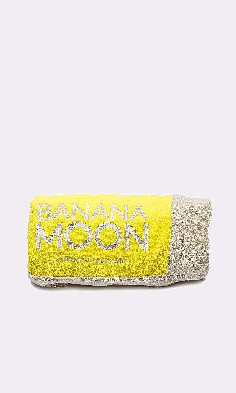 Banana Moon Amarillo Toalla de playa Towely Lanza: Amazon.es: Ropa y accesorios