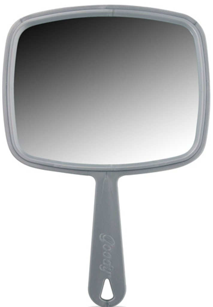 Goody Hand Mirror 27847 (Pack of 1), (11 Inches), (Colors May Vary)